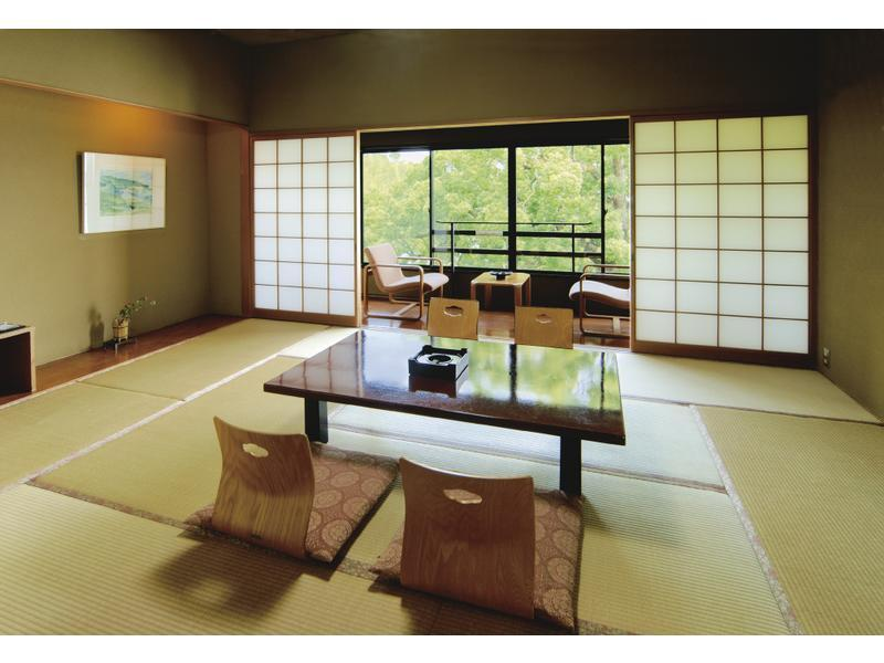 本館 標準和式房 (Standard Japanese-style Room (Main Building))