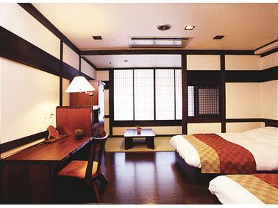 和洋室客房(主樓) (Main Building Japanese Western Style Room)