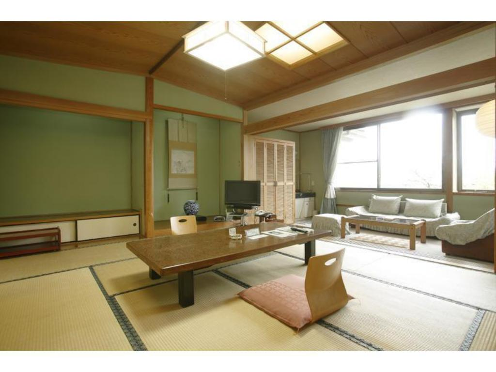 Annex Japanese Style Room - Guestroom Hitoyoshi Ryokan