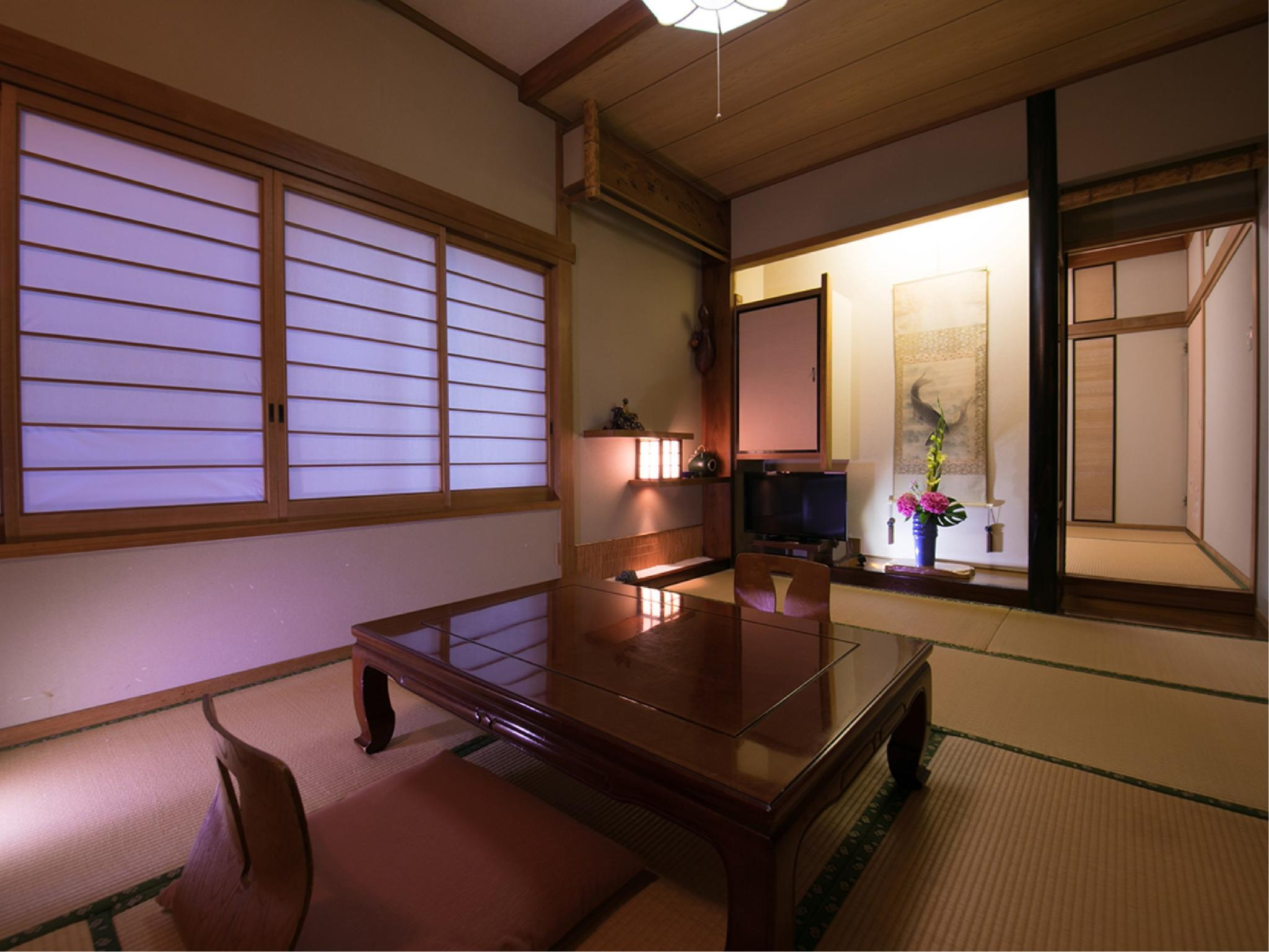 Antique和式房 (Antique Japanese-style Room)