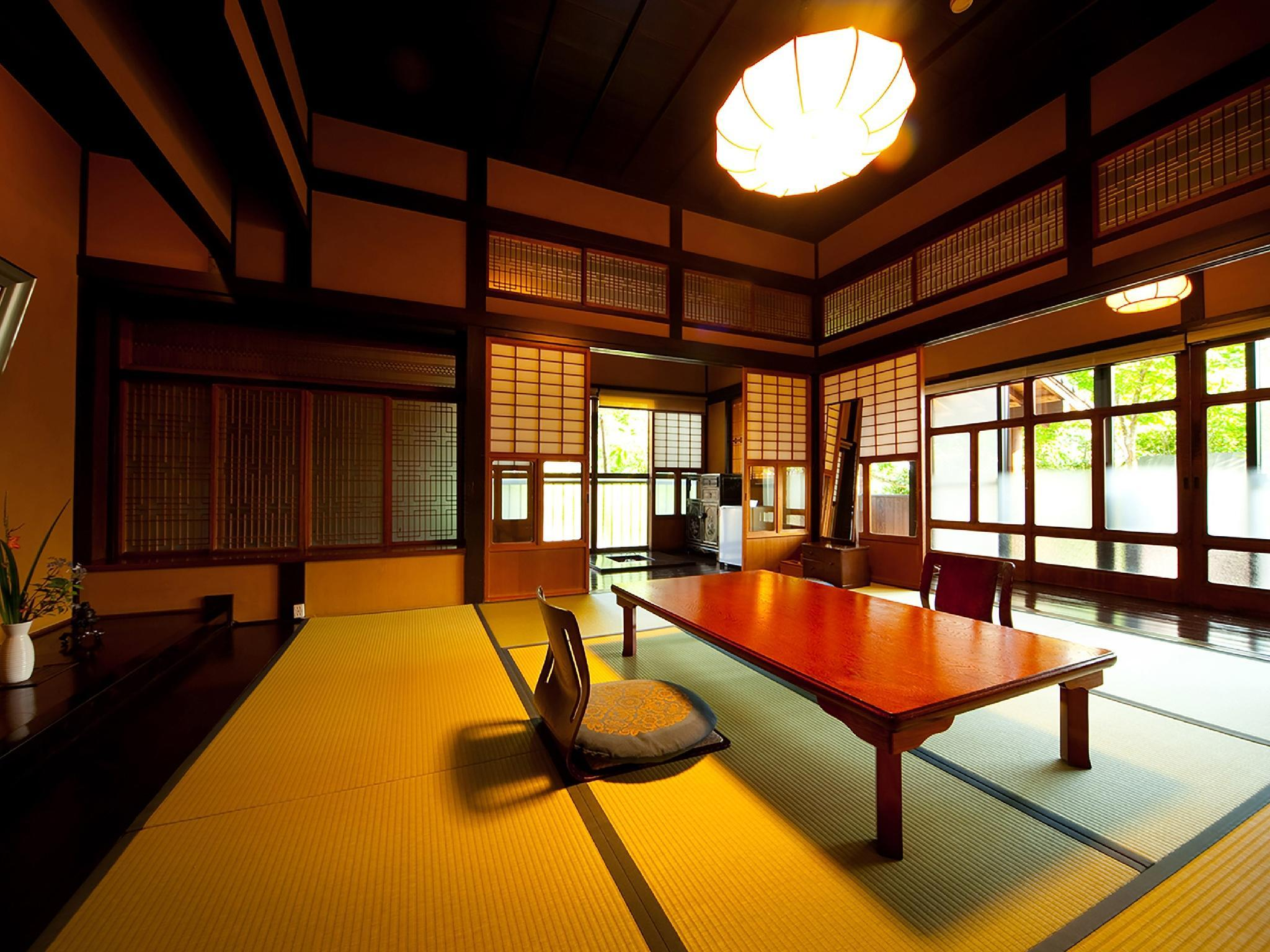 國東 獨立房(和式房8帖榻榻米+室內風呂) (Detached Japanese-style Room with Indoor Bath (8 tatami, Kunisaki Type))