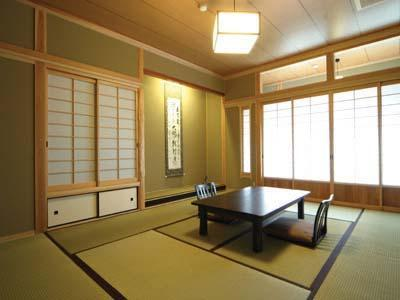 和室(風呂なし) (Japanese-style Room*No bath in room (*Non-smoking from 2020/08/28))