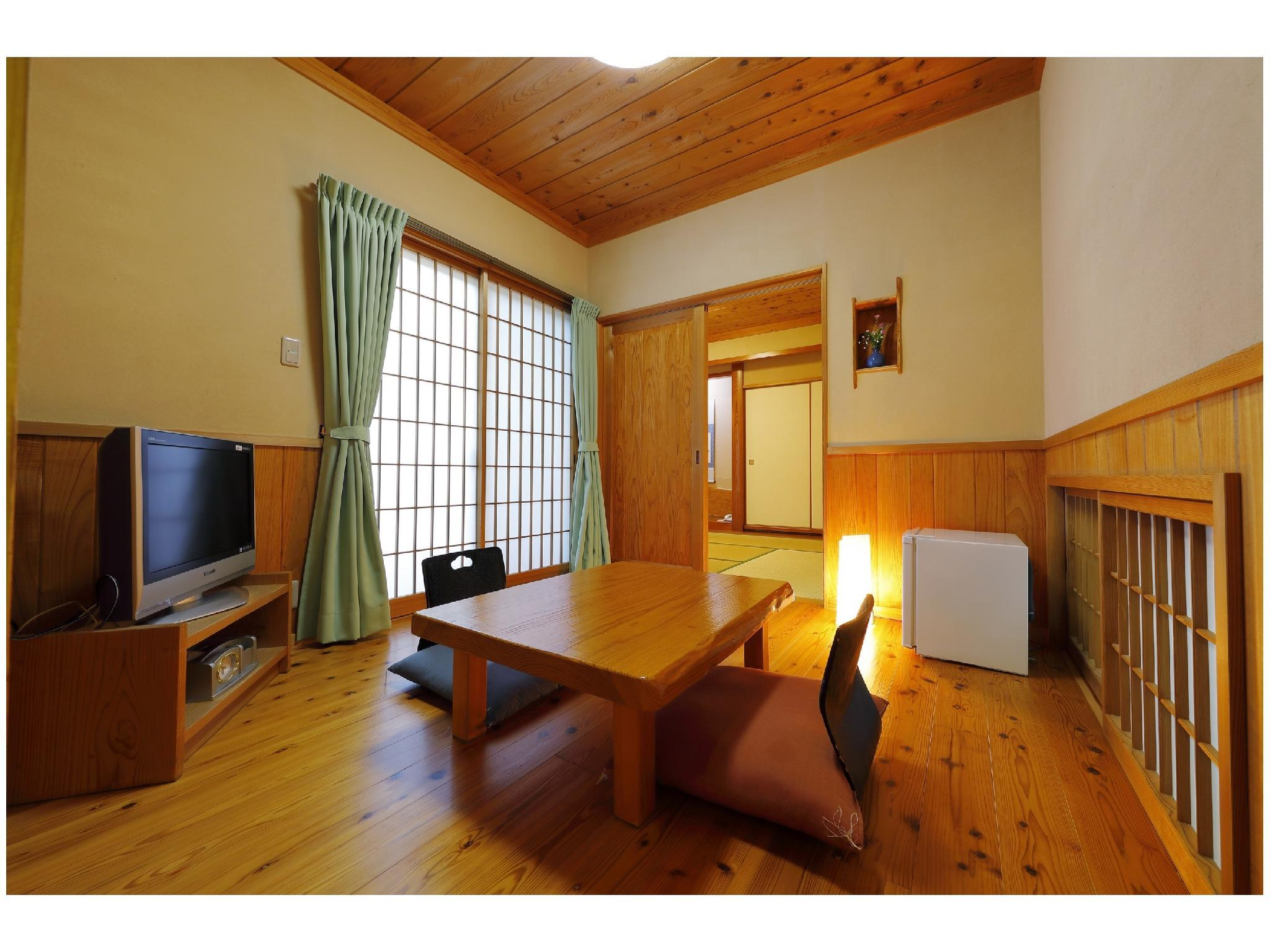 다다미 객실(아넥스) (Detached Japanese-style Room (Barrier Free Room, New Building))