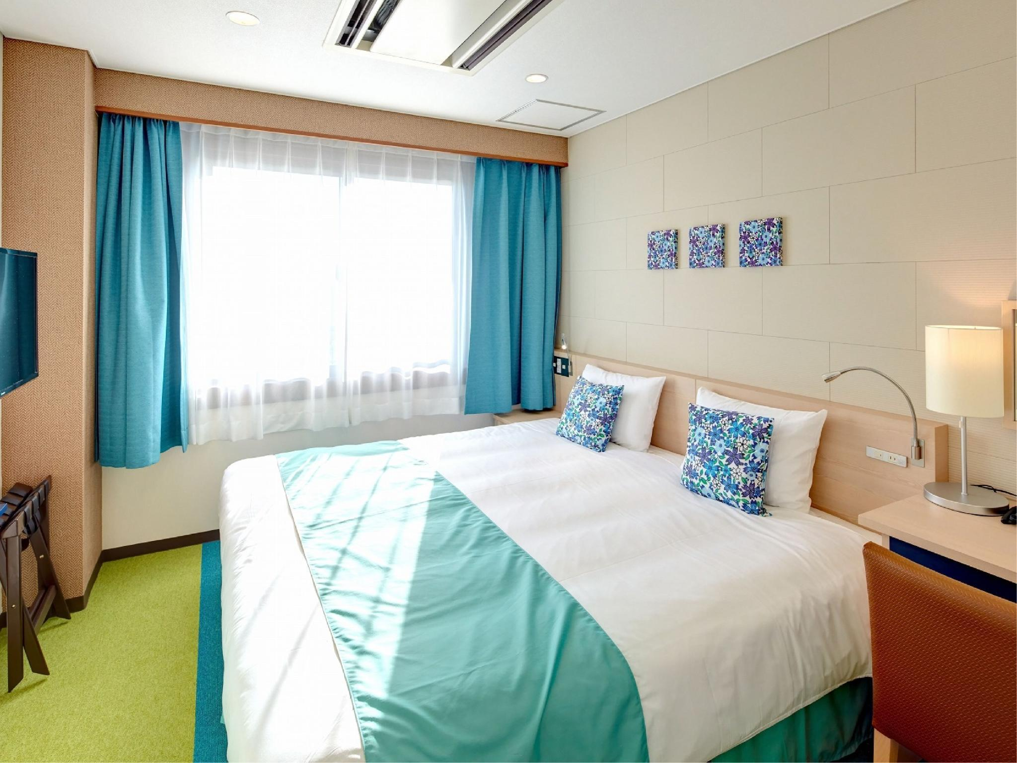 이코노미 트윈룸(본관) (Economy Twin Room (Main Building))
