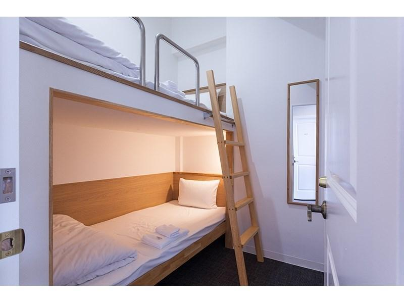 Bunk Bed Room (Single Bed)
