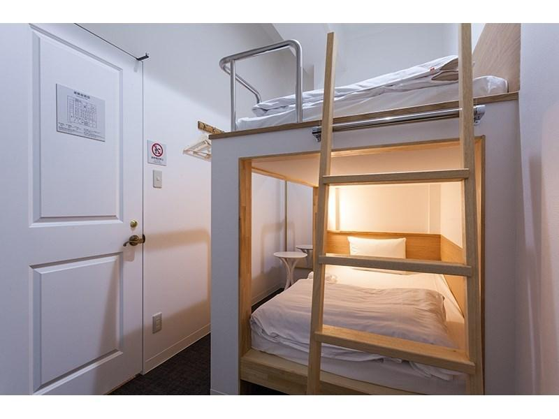 Bunk Bed Room (Semi-double Bed)