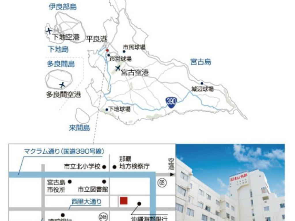 More about Hotel New Marukatsu
