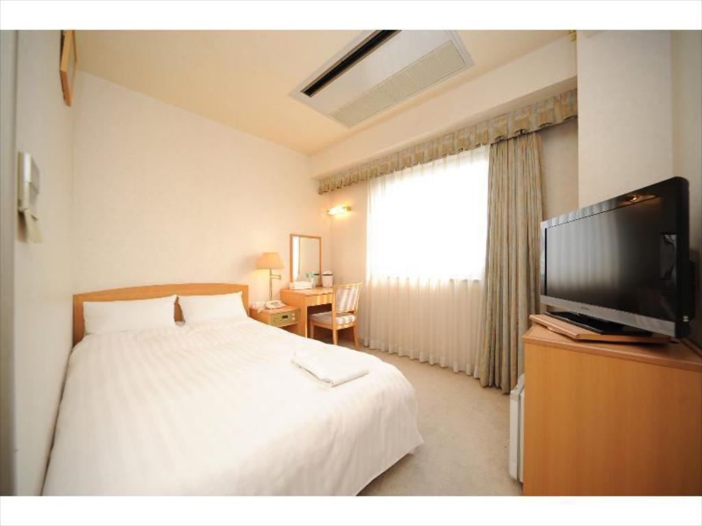 Single Room C - Guestroom Bright Park Hotel