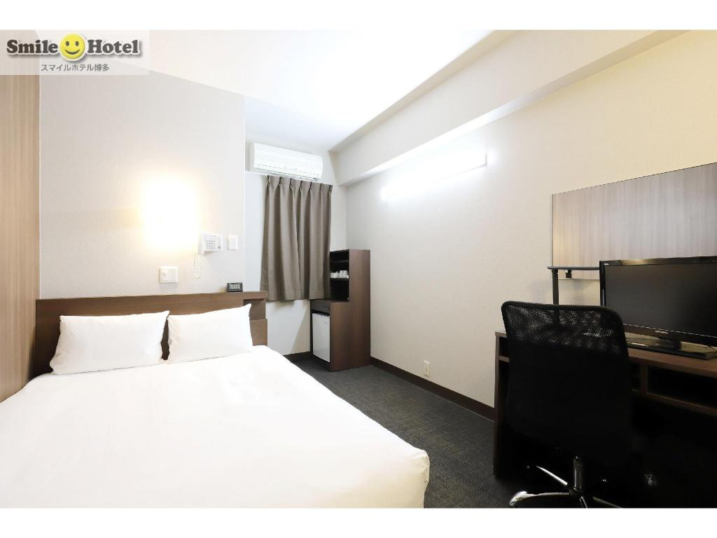 Double Room - Guestroom Smile Hotel Hakata
