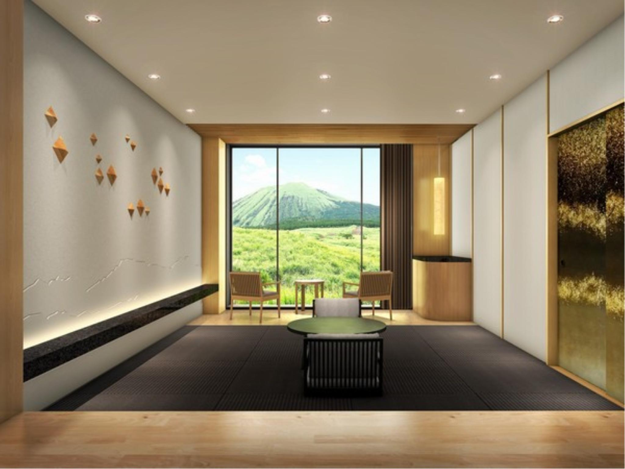 Japanese/Western-style Room (Premium Floor, West Wing) *No view designation