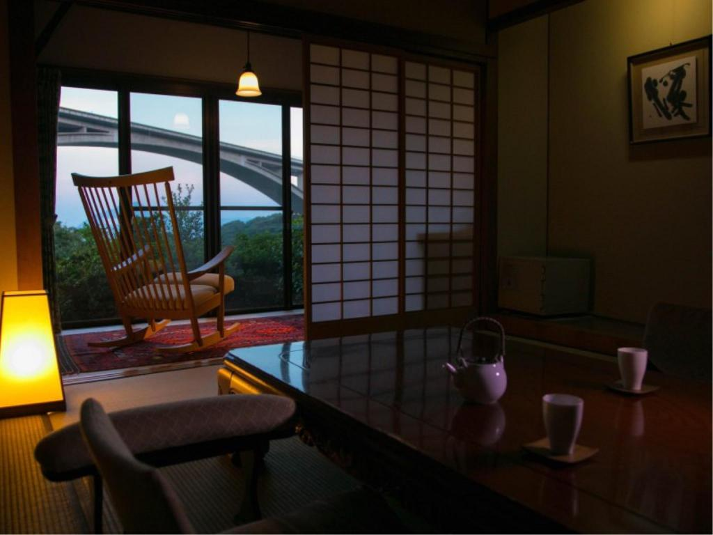 Japanese-style Room with Hot Spring Bath - ห้องพัก