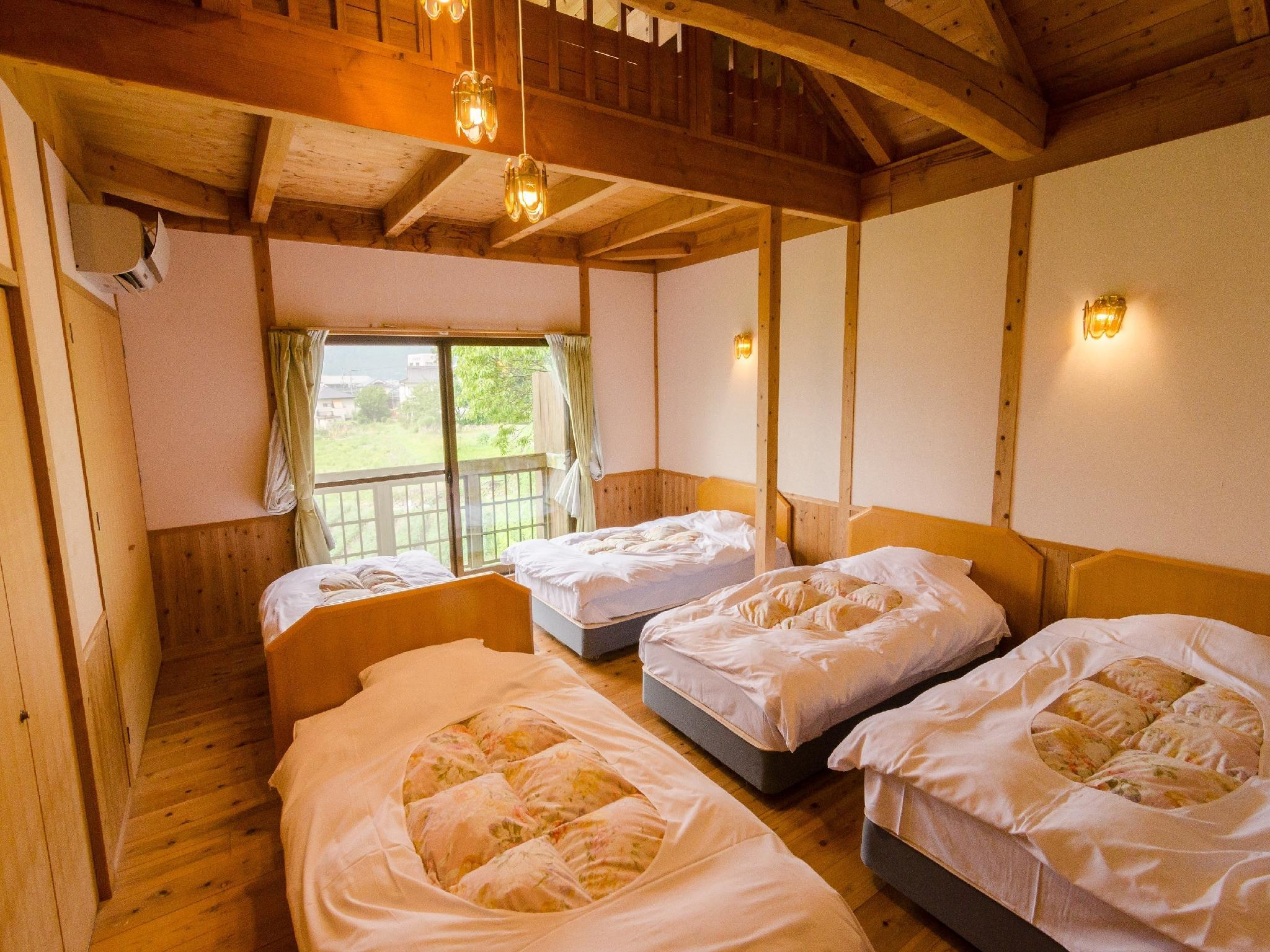 별채 특별실(YUMEYA/노천탕) (Detached Special Room with Open-air Bath (Yumeya Type))