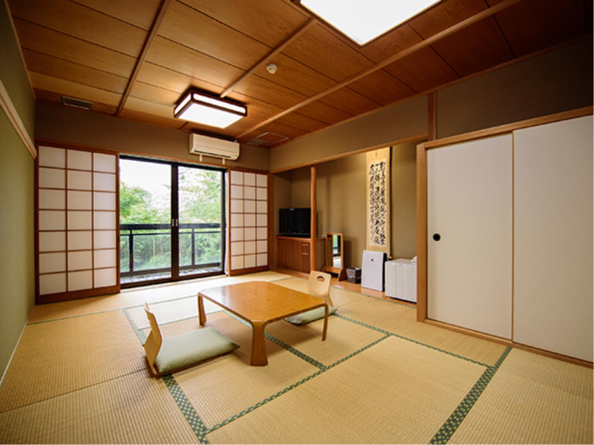 和式房(客房内无浴室、淋浴间) (Japanese-style Room *No bath or shower in room)