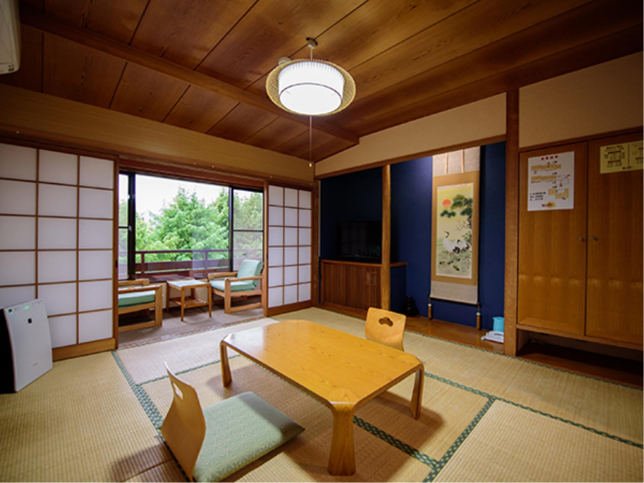 Japanese-style Room (1st Floor) *No bath or shower in room