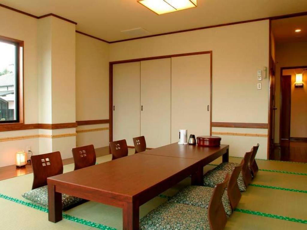 Japanese-style Room or Western-style Room - Guestroom