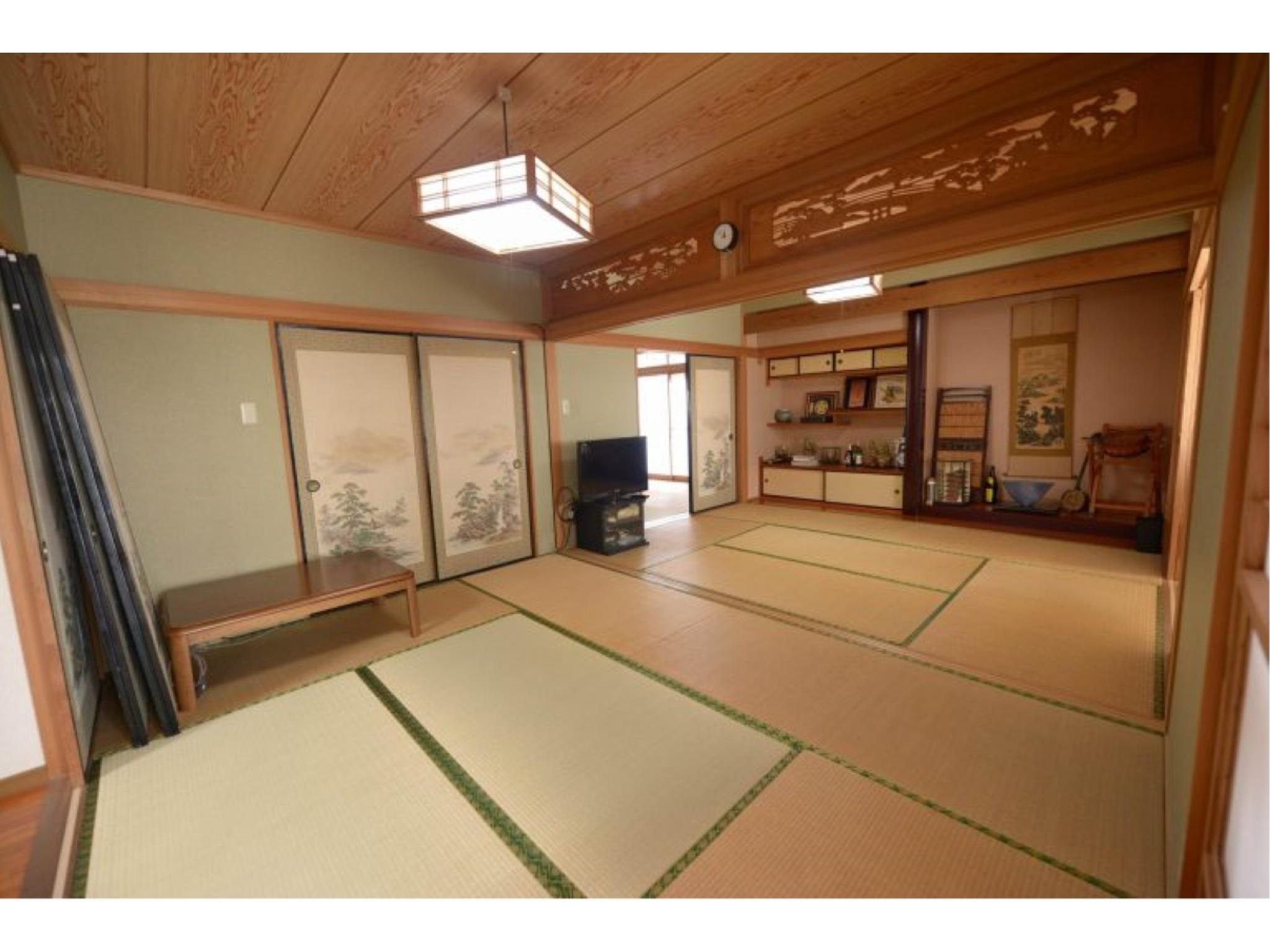 다다미 객실(101호) (Japanese-style Room (No. 101))