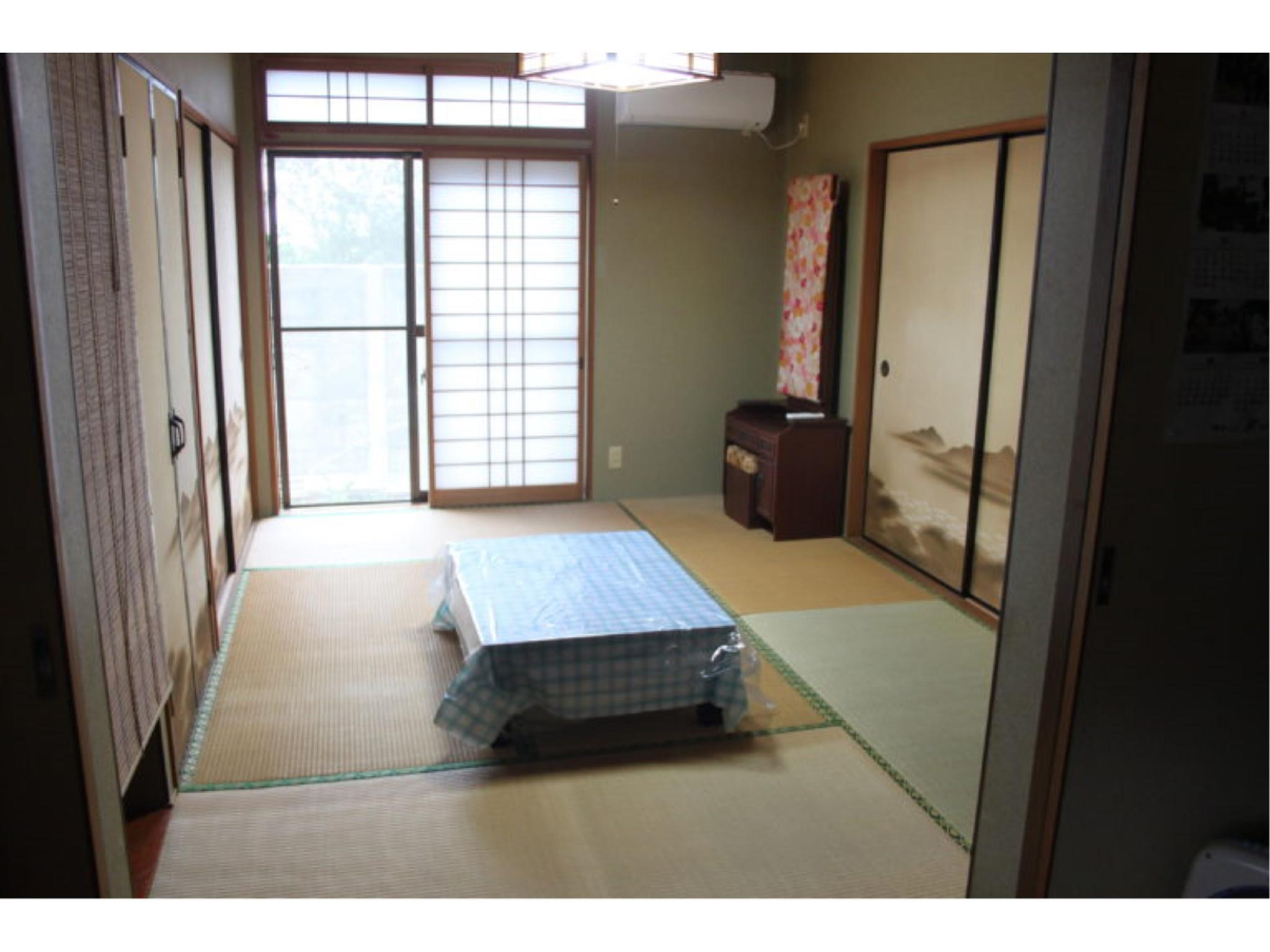 다다미 객실(103호) (Japanese-style Room (No. 103))
