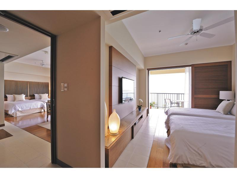 클럽 디럭스 오션 4베드룸 (Club Deluxe Ocean Quad Room (2 Bedrooms))