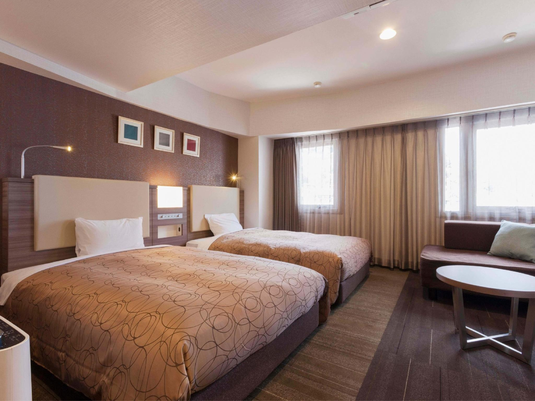 디럭스 트윈룸(리뉴얼) (Deluxe Twin Room *Refurbished room)
