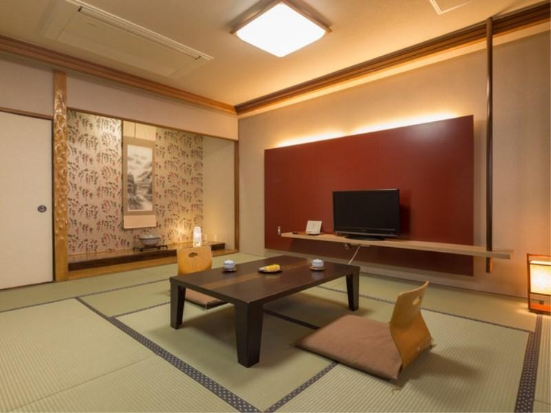 和洋式房(2张单人床) (Japanese Western Style Room with Twin Bed)