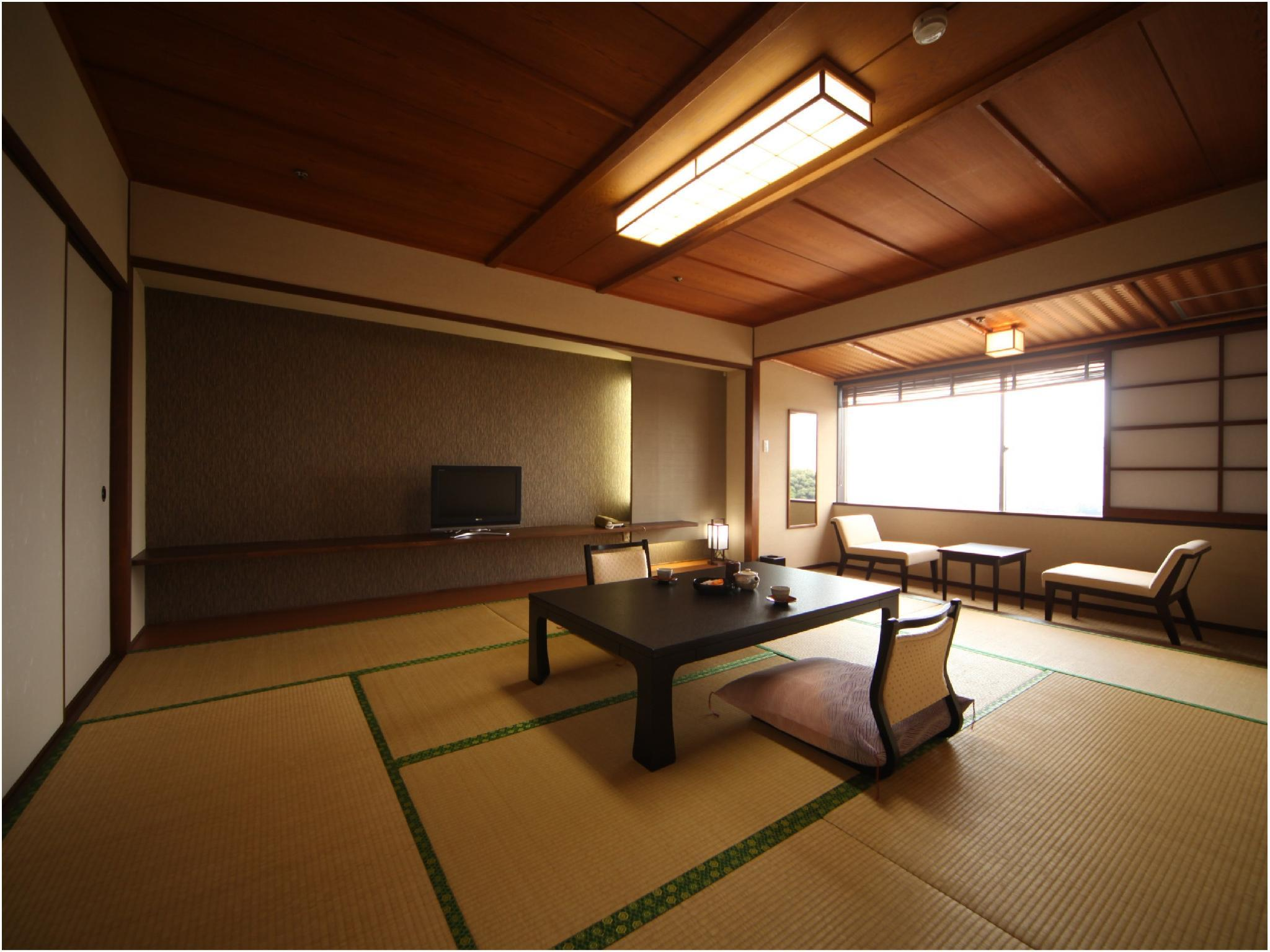 Japanese-style Room (Main Building) *Semi refurbished room