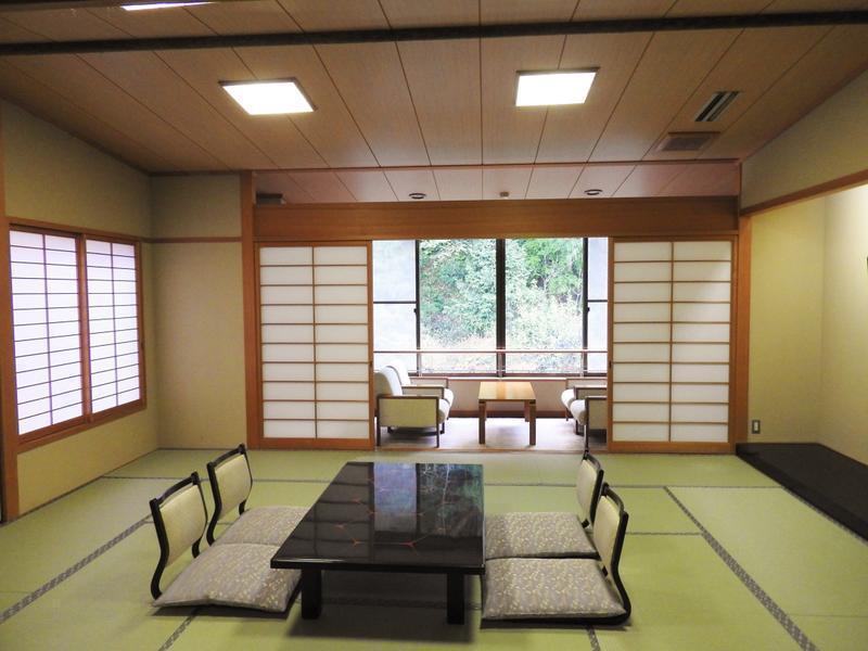 Japanese-style Room (Yurin-kan Wing)