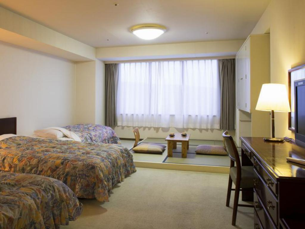 Japanese/Western-style Family Room (2 Beds) - Guestroom