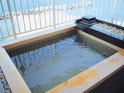 Japanese-style Room with Open-air Bath (*Non-smoking from 2020/4/1)