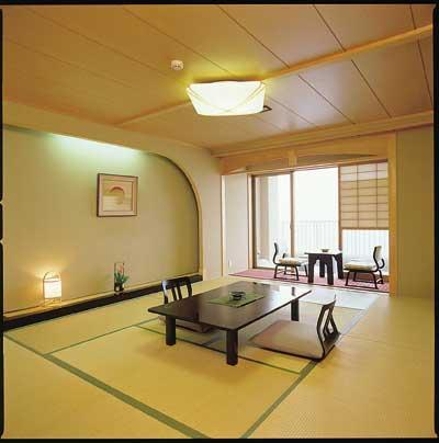 Japanese-style Room with Scenic View Jacuzzi Bath (*Non-smoking from 2020/4/1)