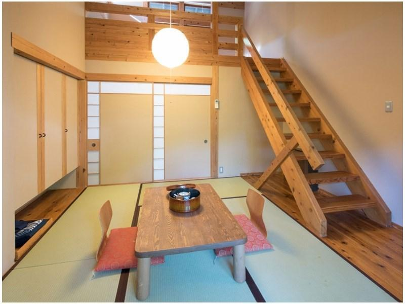 Japanese-style Room with Loft (Annex)