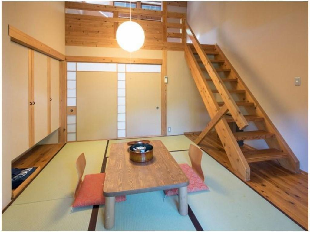 Japanese-style Room with Loft (Annex) - Guestroom Umaji Onsen