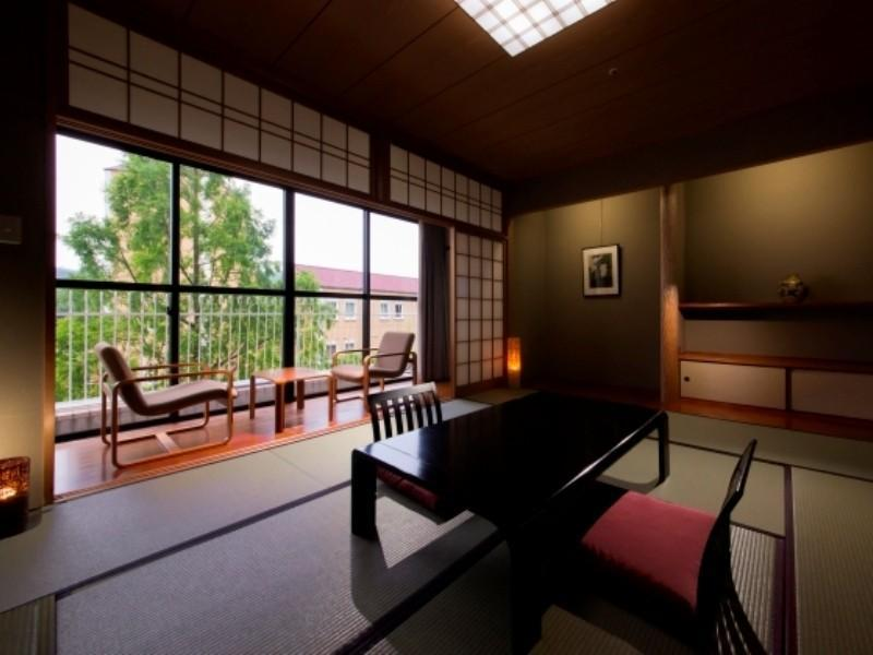 Japanese-style Room  (*Non-smoking from 2020/12/8)