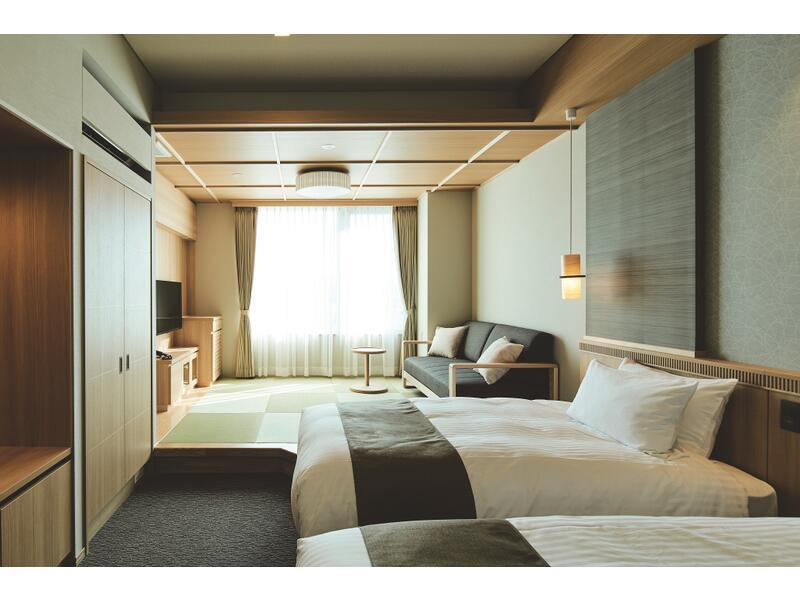 Superior Twin Room with Tatami Space