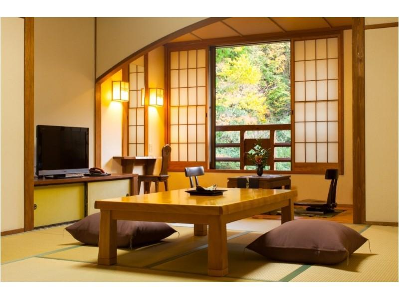川沿い和洋室|10畳+洋間 (Japanese/Western-style Room (River Side))