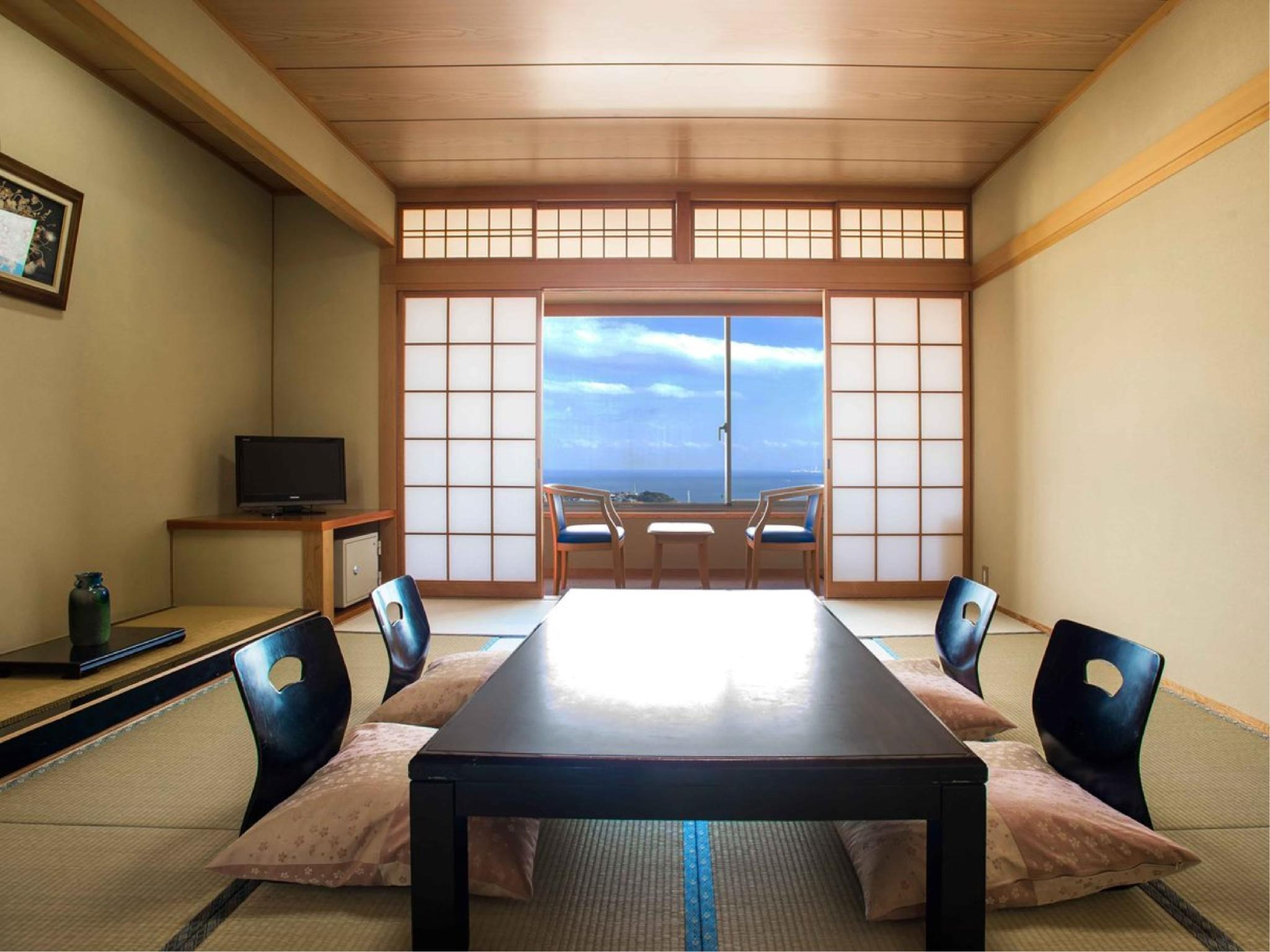 Japanese-style Room (Japanese-style Room (Daichikan Wing))