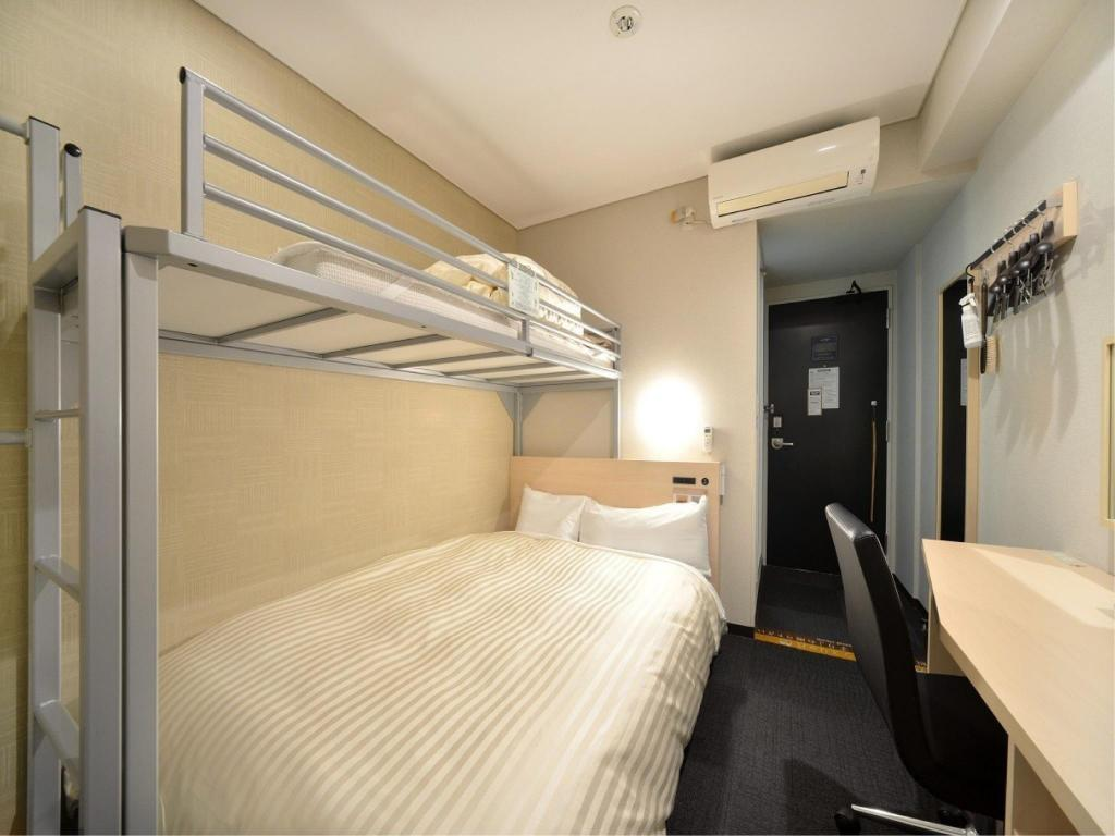Super Room (Double Bed with Loft)