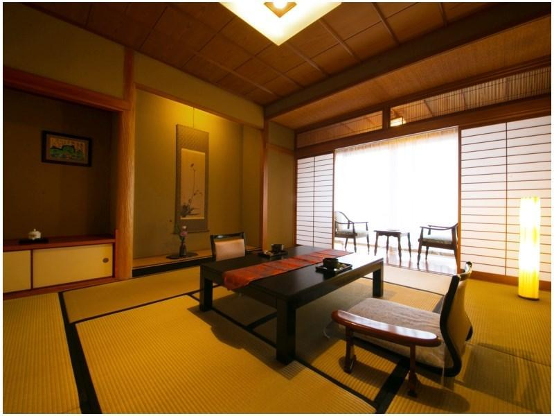 다다미 객실(SHIMAZU-NO-TO) (Japanese-style Room (Shimazu-no-To Wing))