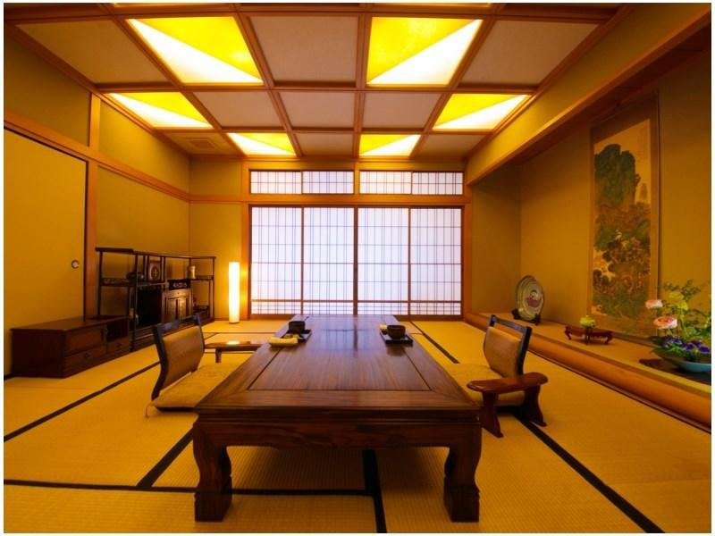 다다미 객실(REIMEI-NO-TO) (Japanese-style Room (Reimei-no-To Wing))