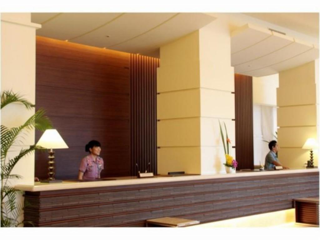 大廳 沖繩MAHAINA健康渡假酒店 (Hotel Mahaina Wellness Resort Okinawa)