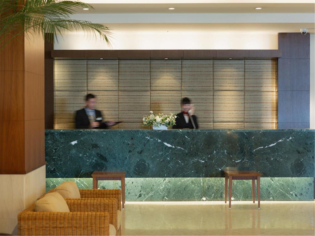 Lobby EM Wellness Resort Costa Vista Okinawa Hotel & Spa
