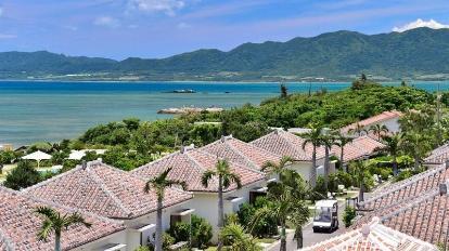 Fusaki Beach Resort Hotel Villas