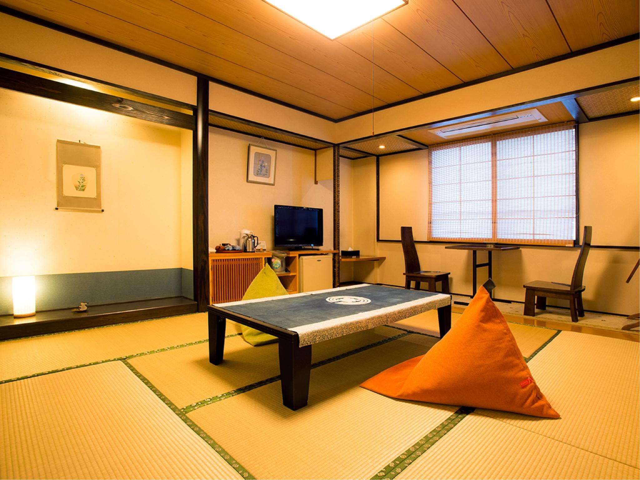 Japanese-style Room with Hiroen Space (Okanoso Wing)