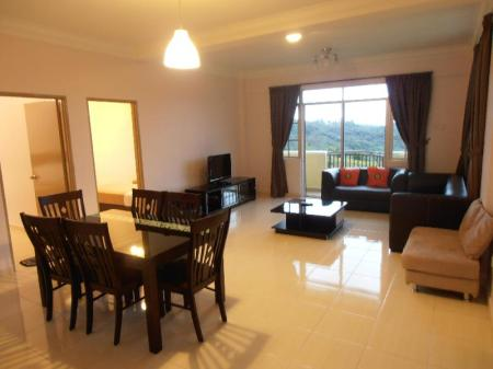 Interior view MH Apartment @ Crown Imperial Court