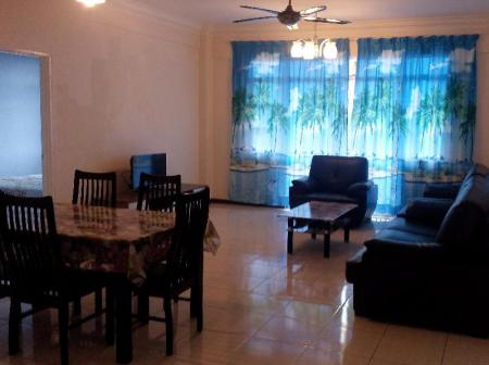 Balcony/terrace MH Apartment @ Crown Imperial Court