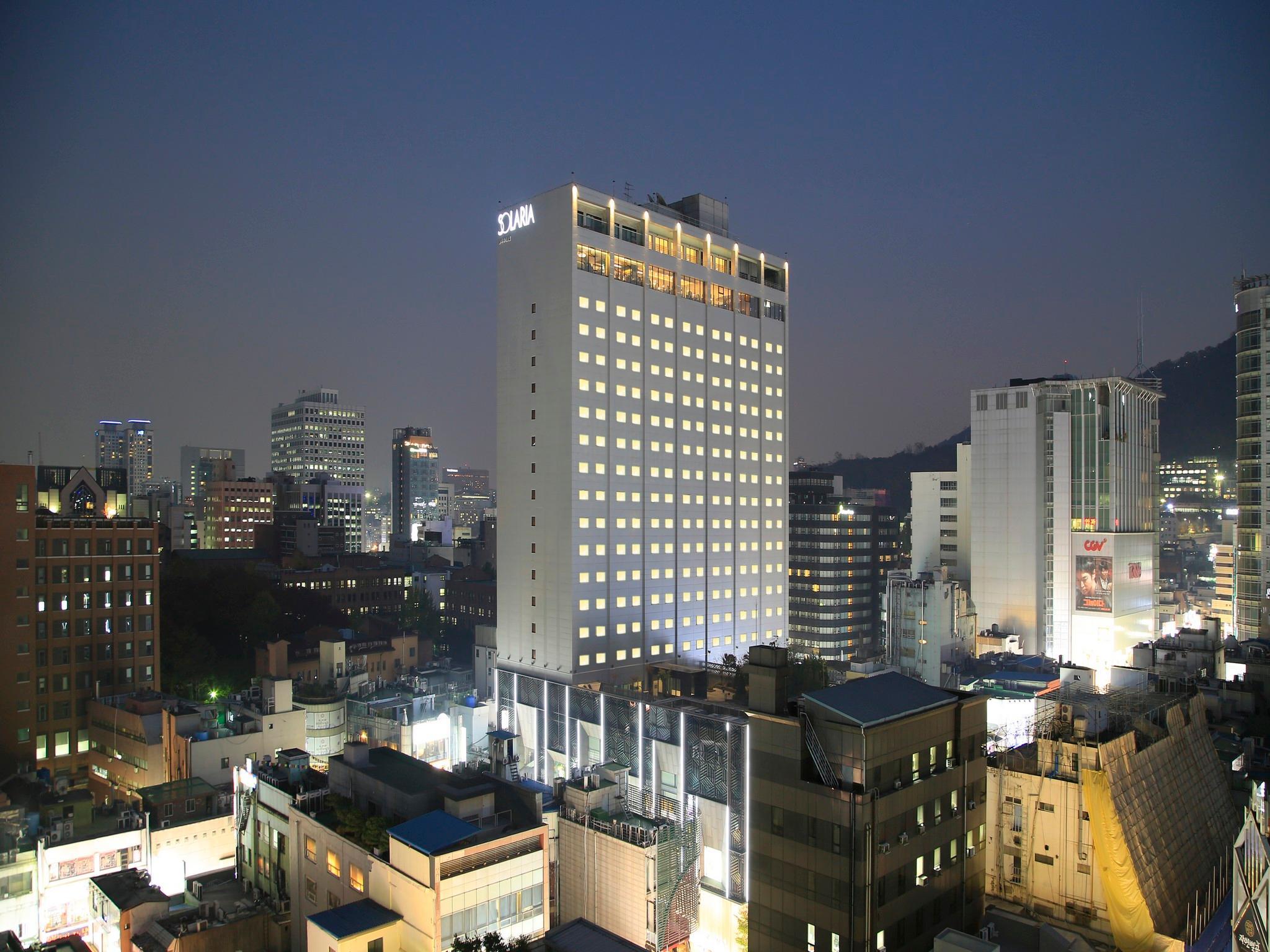 solaria nishitetsu hotel seoul myeongdong in south korea room rh agoda com