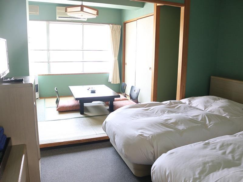 Japanese Western Style Room for 4 People - Non-Smoking