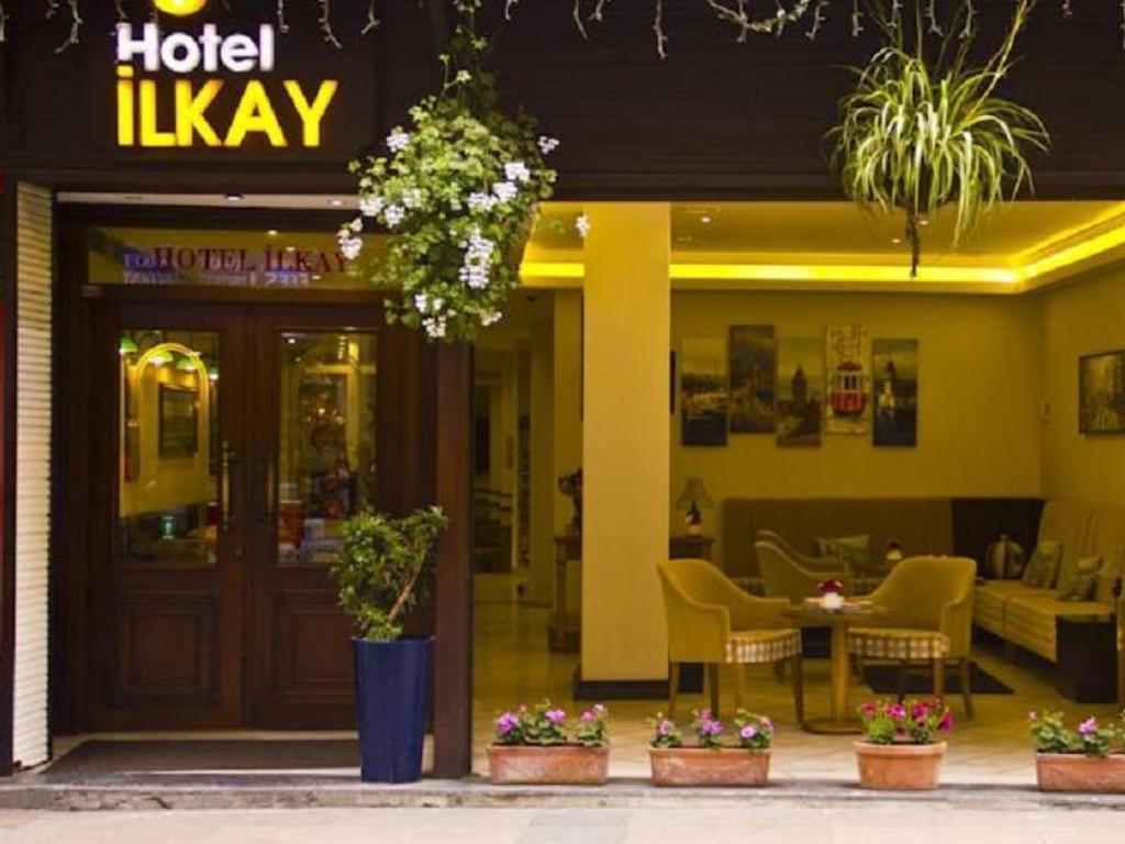 More about Ilkay Hotel