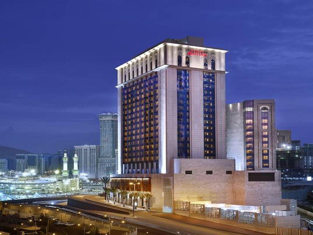 Jabal Omar Marriott Hotel Makkah In Mecca Room Deals Photos Reviews