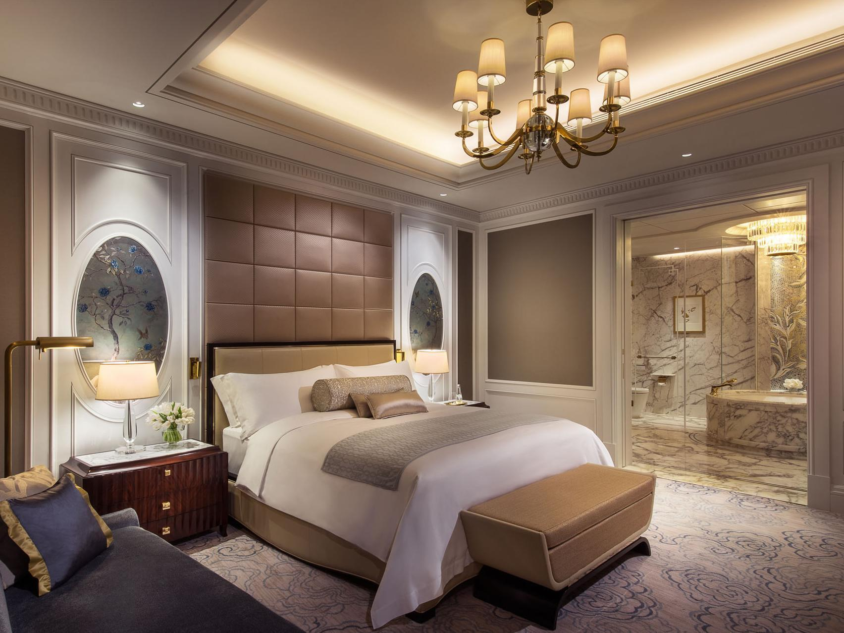 市景房(特大床) (Guest room, 1 King, City view)
