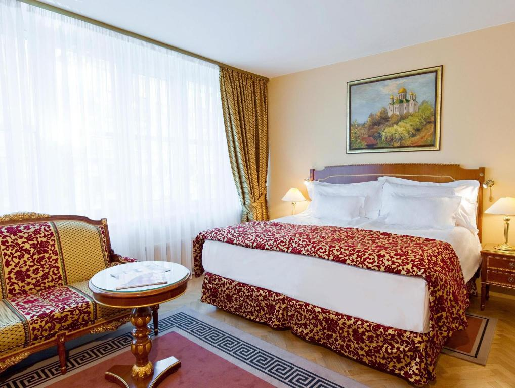 Classic - Bed Hotel National a Luxury Collection Hotel Moscow